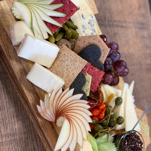 Delivery Cheese Board