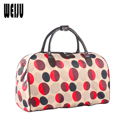 WEIJU Women Shoulder Handbag in travel