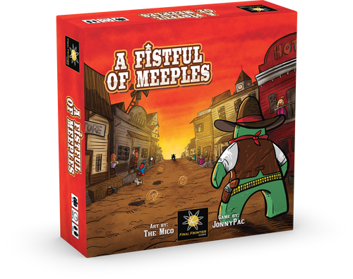 A Fistful of Meeples (pre-order)