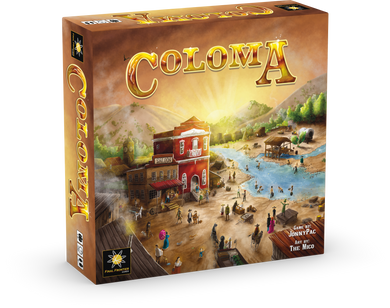 Coloma - base game