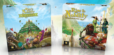 Rise to Nobility - base game + Beyond expansion bundle
