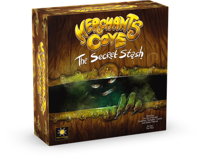 Merchants Cove - The Secret Stash (pre-order)