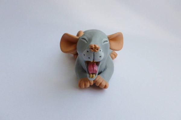 Made to Order: Mini Rat Ornament