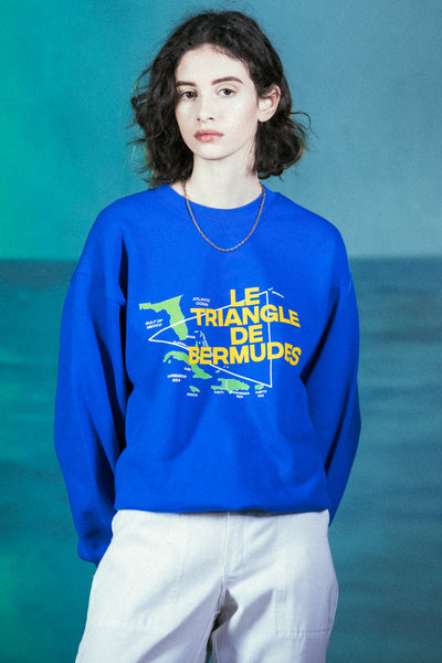 Bermuda Triangle Sweater