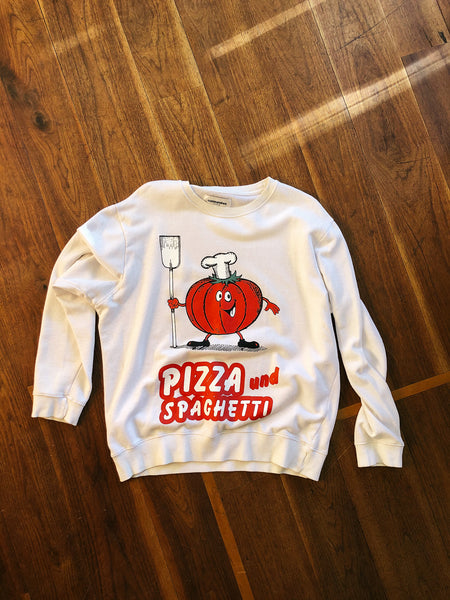 Tomato Boy Sweater
