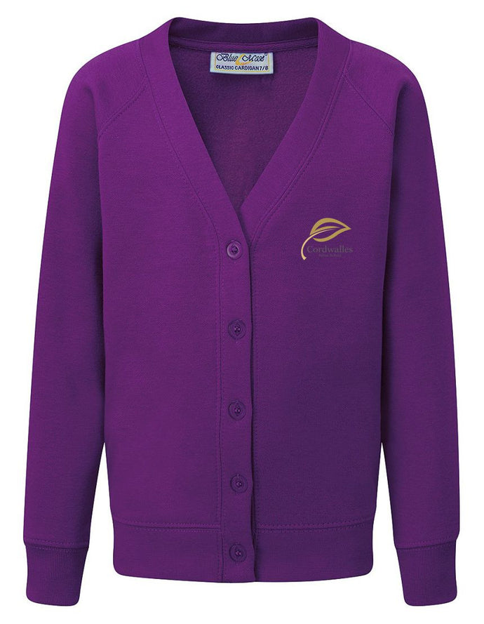 Cordwalles Junior School Cardigan