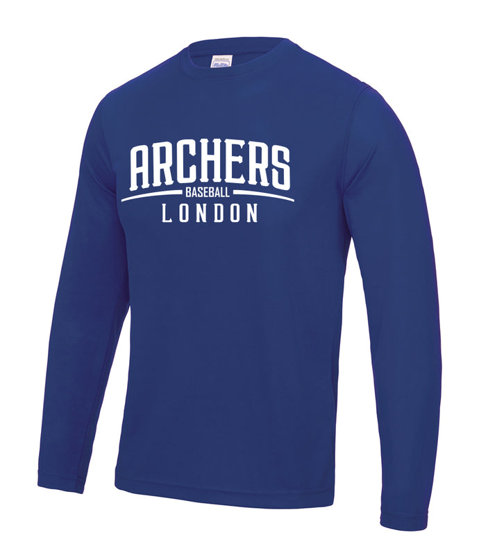 Archers Long Sleeve Dri-Fit T Shirt (JC002)
