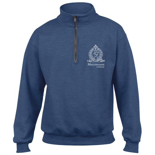 Marymount 1/4 Zip Sweatshirt