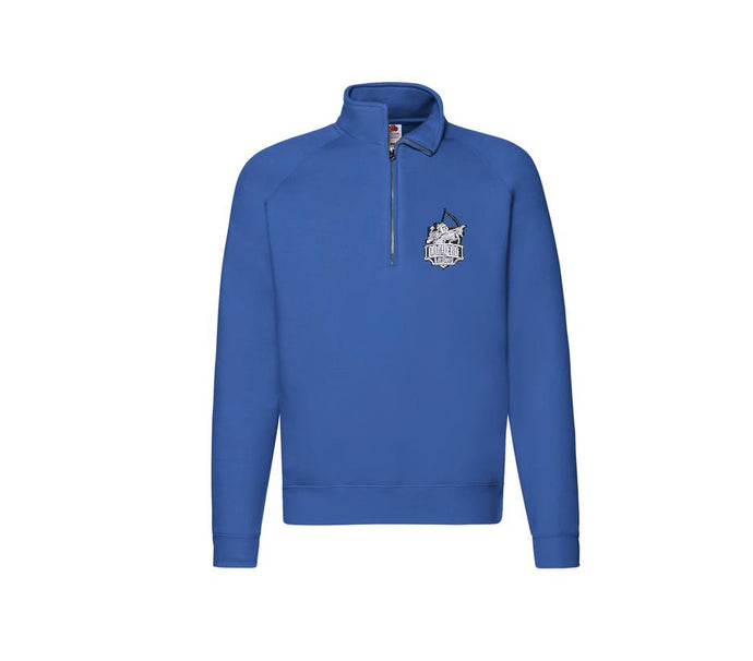 Archers 1/4 Zip Sweatshirt