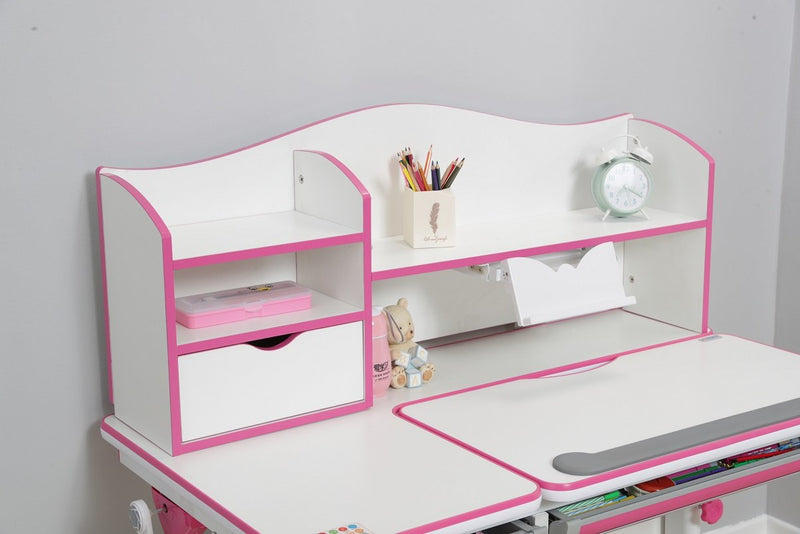 Best Price of iStudy Kids Ergonomic Height Adjustable Desk R120 by Sleep House Melbourne VIC