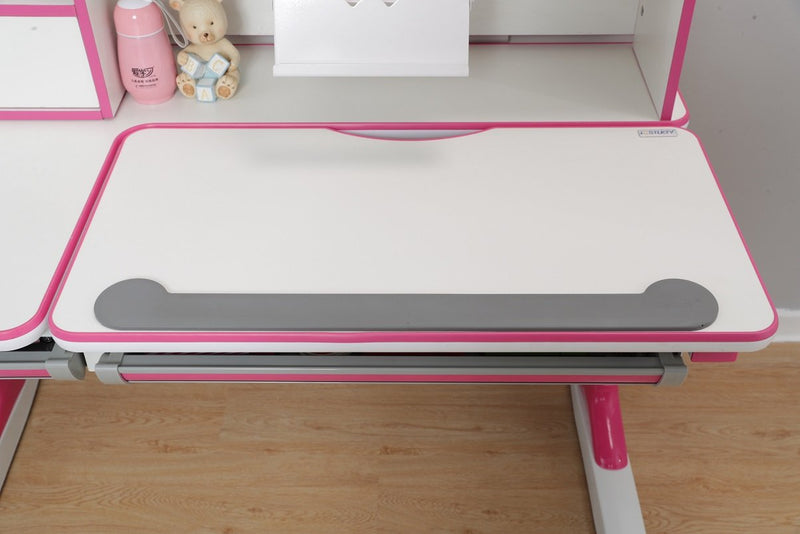 Best Price of iStudy Kids Ergonomic Height Adjustable Desk R120 by Sleep House Adelaide SA