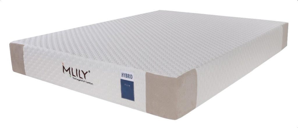 Calla Mlily Pocket Spring Memory Foam Mattress available at SLEEP HOUSE PERTH WA