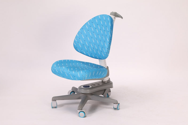 iStudy Children Ergonomic Adjustable Chairs C02 in blue colour