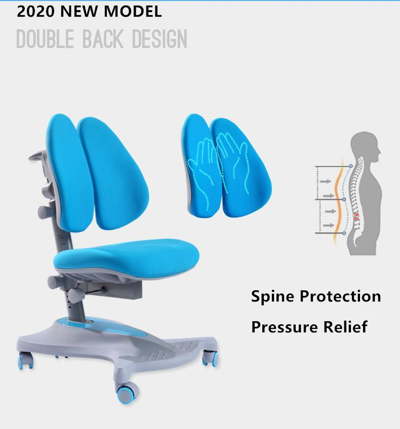 iStudy Ergonomic Kids Height Adjustable Chair C06 & C07 Best Price at Sleep House Brisbane
