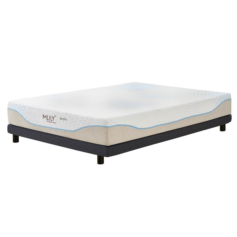 MLILY SERENITY-MEMORY FOAM MATTRESS BEST PRICE AT SLEEP HOUSE SYDNEY