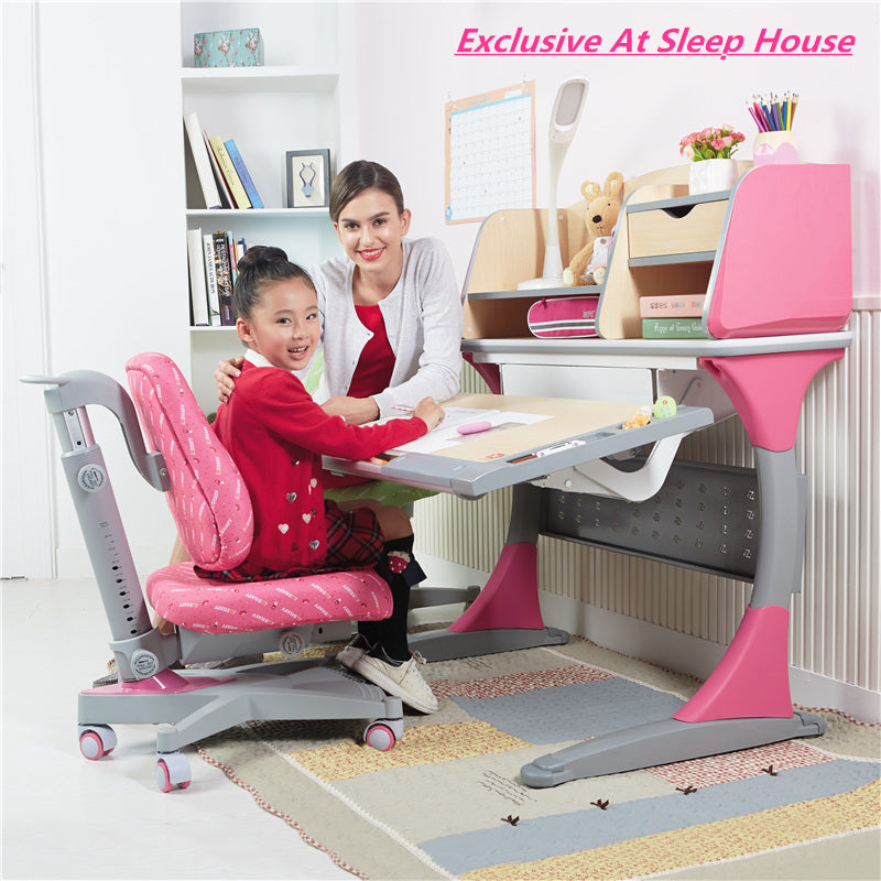 Istudy Ergonomic Children Desk S100B suits 3-16 ages