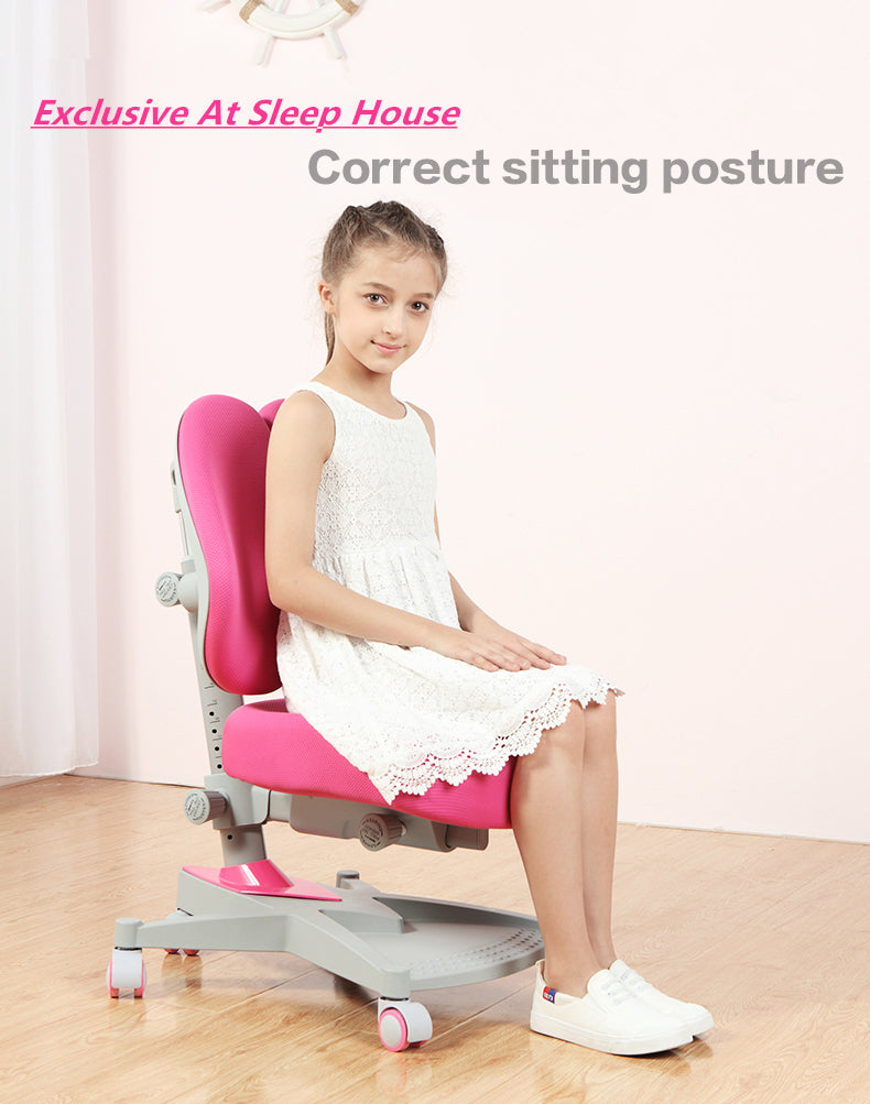 Ergonomic Adjustable Children Chair E06 Exclusive Correct Sitting Posture