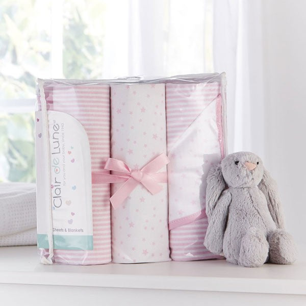 Bale Gift Set - Stars and Stripes SPRINKELSENG ROSA