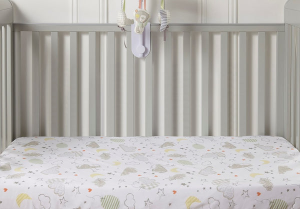 2 x Formsydde Laken Sleep Tight - SPRINKELSENG