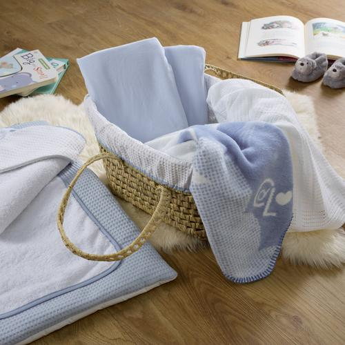 Polly Luxury Gift Basket - Over the Moon Blå