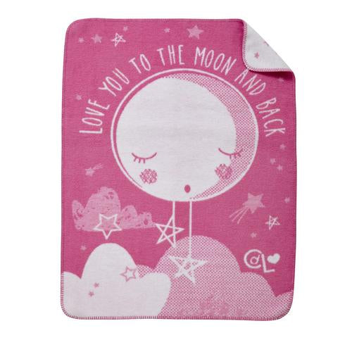 Polly Luxury Gift Basket - Over the Moon Rosa