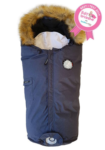 Best i Test Easygrow Nature Sleepingbag - Marine Melange FRIFRAKT