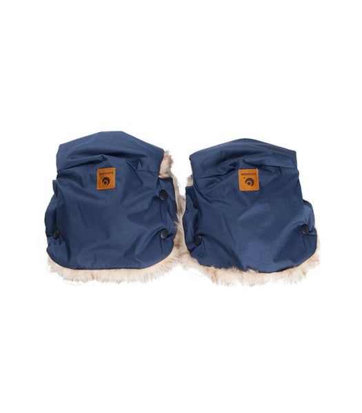 'Best i test 2018' Easygrow Handmuffs - Navy/Blå