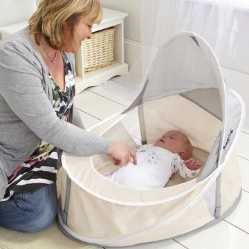 Ready Cot - Pop up Travel Cot/Reiseseng