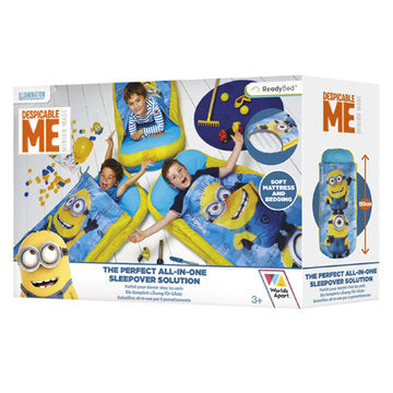 Readybed 2-i-1 Sovepose + madrass - Minions