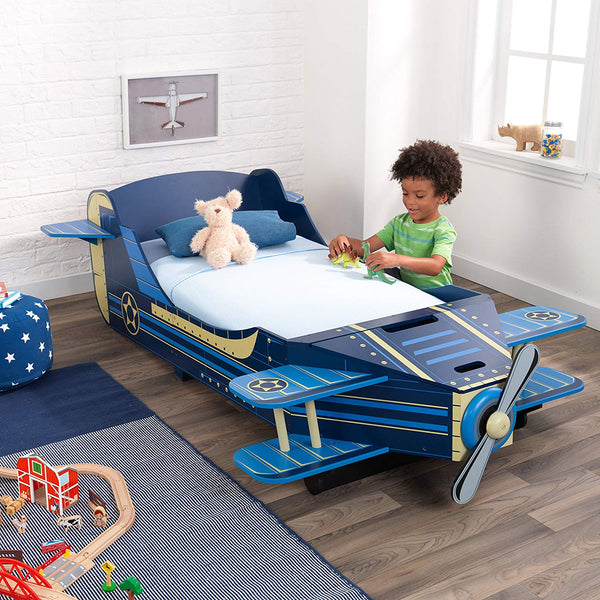 Barneseng - 'Airplane Toddler Bed/Fly' - FRIFRAKT!