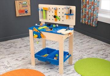 Lekesett - 'Deluxe Workbench with Tools' - FRIFRAKT!