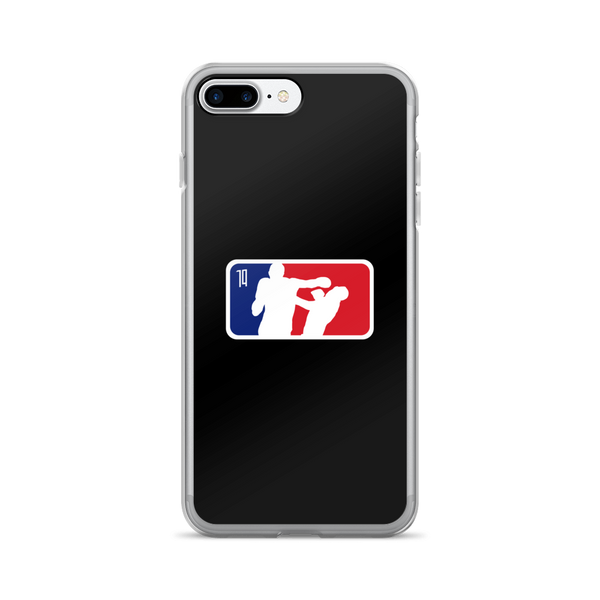 Boost Fighter Black iPhone Case