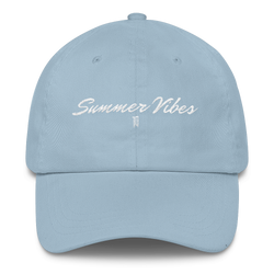 19 Boost Summer Vibes Unstructured Classic Dad Cap