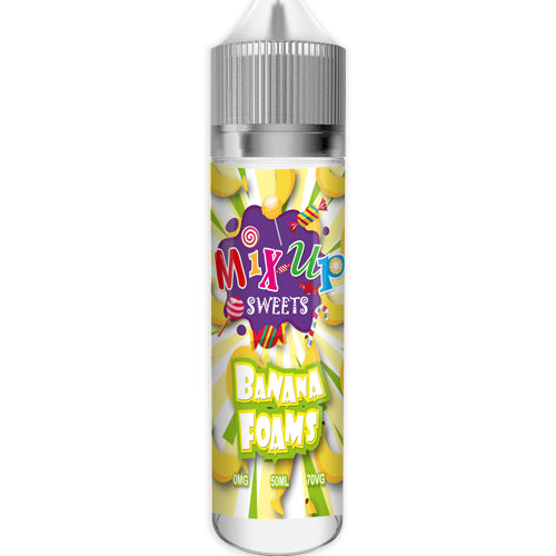 Banana Foams, vape liquid