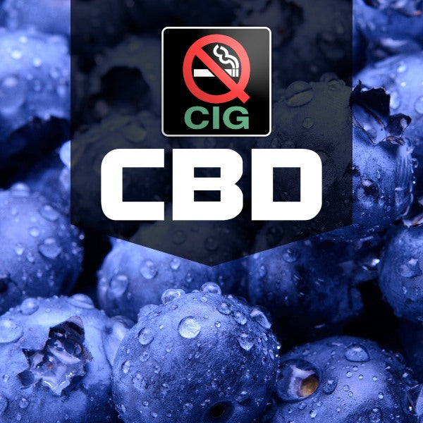 Blueberry Vaping CBD Liquid