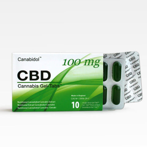 Canabidol™ Cannabis CBD Oil Drops 250mg,  500mg, 1000mg