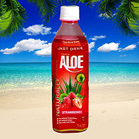JUST DRINK ALOE MANGO 500ml