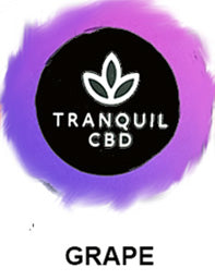 Mixed-Berry Tranquil CBD Vape Liquid