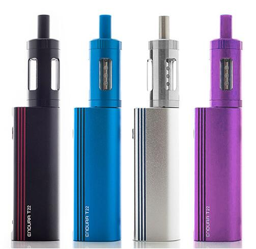 Innokin Endura T22E Kit [Purple] [Quality Vape E-Liquids, CBD Products] - Ecocig Vapour Store
