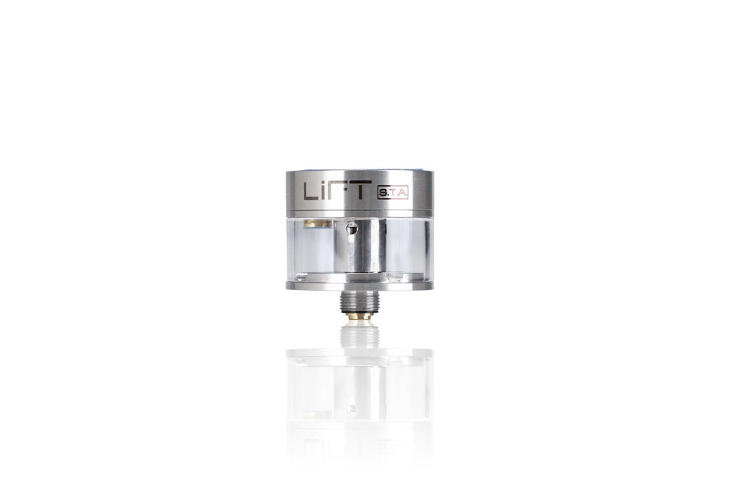 Innokin Lift Siphon Tank Adapter [Silver] [Quality Vape E-Liquids, CBD Products] - Ecocig Vapour Store