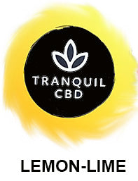 Lemon-Lime Tranquil CBD Vape Liquid