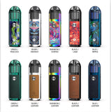 Lost Vape Lyra Pod Kit [Blue/Leather] [Quality Vape E-Liquids, CBD Products] - Ecocig Vapour Store