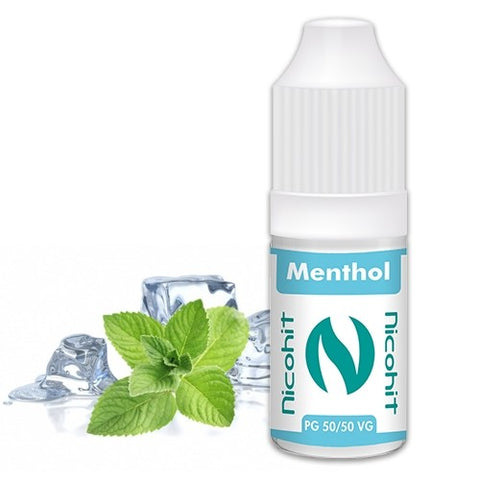Cherry Menthol 50ml Shortfill