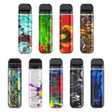 Smok Novo 2 Pod Kit [Resin Red/Yellow] [Quality Vape E-Liquids, CBD Products] - Ecocig Vapour Store