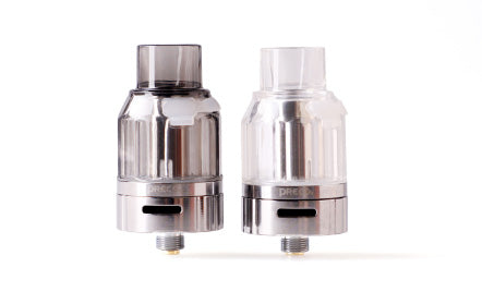 Vzone Disposable Preco 2 DTL 2ml Tank - 3 Pack [Clear] [Quality Vape E-Liquids, CBD Products] - Ecocig Vapour Store