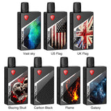 Rincoe Tix Pod Kit [UK Flag] [Quality Vape E-Liquids, CBD Products] - Ecocig Vapour Store