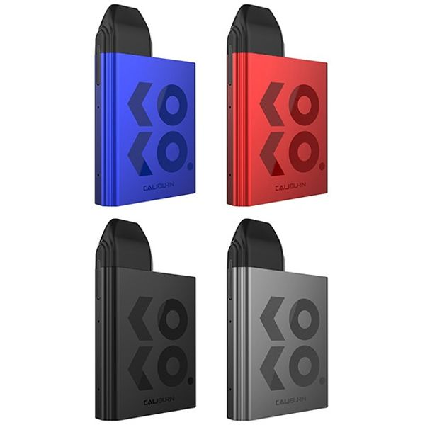 Uwell Caliburn KoKo Pod Kit [Red] [Quality Vape E-Liquids, CBD Products] - Ecocig Vapour Store