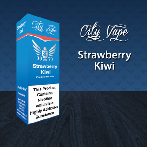 City Vape Blackberg 30/70 E-Liquid