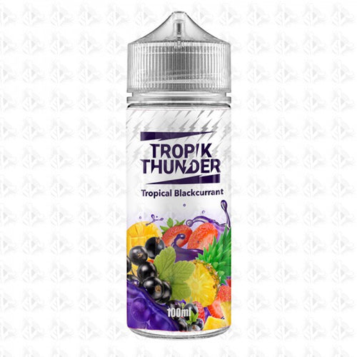 Tropik Thunder - Blackcurrant