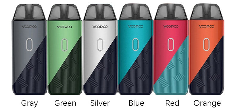 Voopoo Find S Trio Pod Kit [Orange] [Quality Vape E-Liquids, CBD Products] - Ecocig Vapour Store